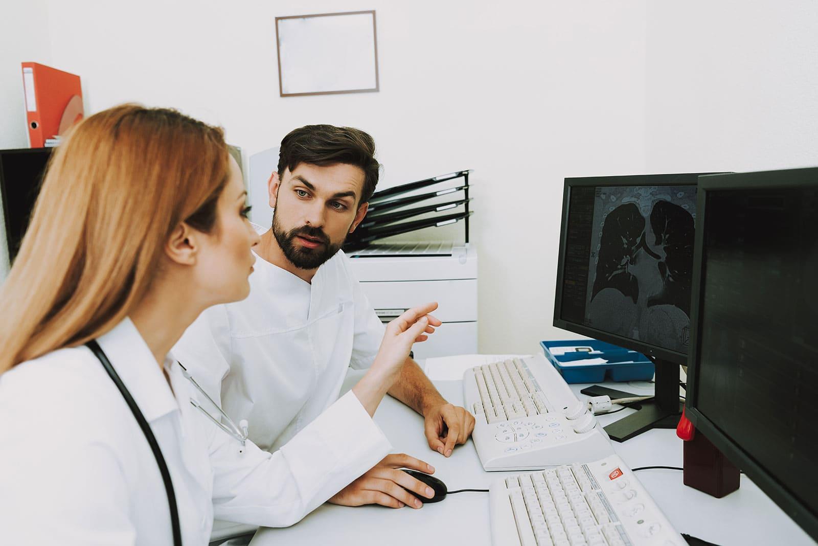 Tipos de Oncólogos y que atiende cada uno